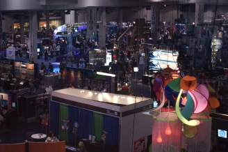 West Expo Floor